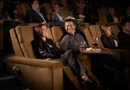 2 X GOLD CLASS TICKETS village cinemas