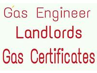 £30 Landlords Gas Safety Certificates - Gas engineer