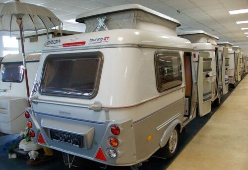 gebrauchte eriba touring hubdach reisewohnwagen in. Black Bedroom Furniture Sets. Home Design Ideas