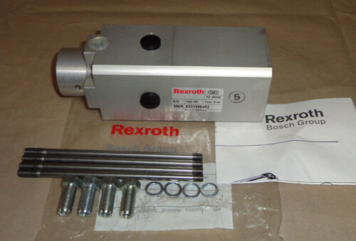 REXROTH 5231996402 PNEUMATIC CYLINDER LOCKING UNIT HOLDING 523 199 640 2 NEW