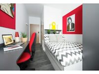 STUDENT ROOMS TO RENT IN EDINBURGH.ENSUITE WITH PRIVATE BEDROOM,BATHROOM, GAMESROOM AND COMMON AREA