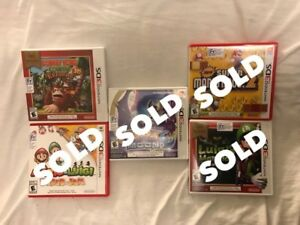 Nintendo 3DS Games Sale