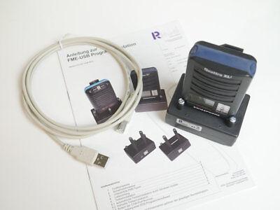 USB Programmierstation für Swissphone Quattro BOSS Hurricane FME DME