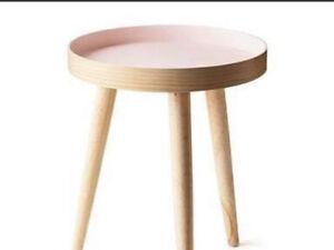 Wtb Kmart pink Stockholm side table Raceview Ipswich City Preview