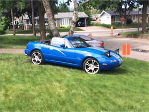 Miata 1990 1.6L super clean 5900$