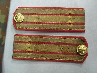 Wwii German Ally Officer Uniform Shoulder Boards