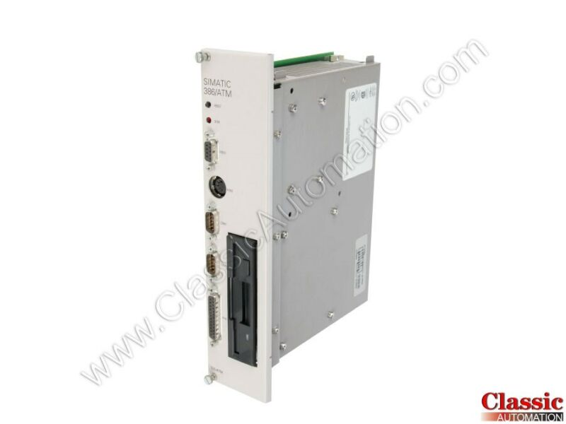 Siemens, Texas Instruments   505/ATM-0440   386 ATM Processor Module Refurb