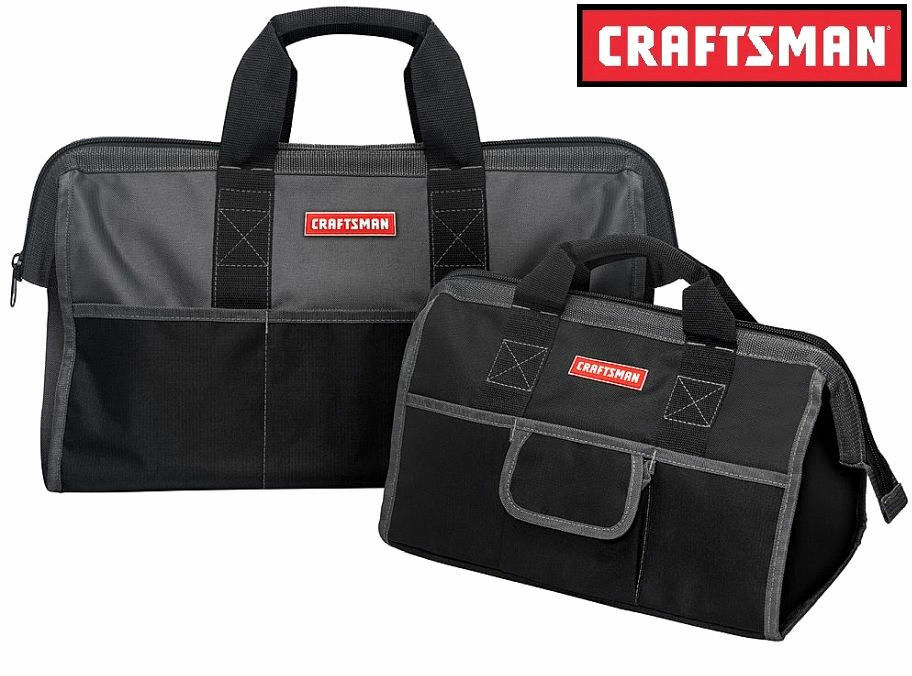 Craftsman 16 & 20 Inch Tool Bag Combo