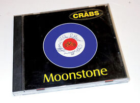 THE CRABS - MOONSTONE CD - SIGNED BY BAND CD
