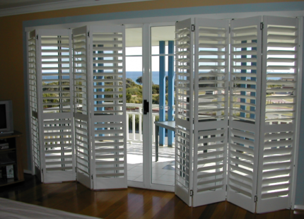 PVC PLANTATION SHUTTERS, FREE INSTALL, FREE MEASURE & QUOTE
