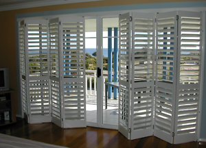 PLANTATION SHUTTERS PVC BASSWOOD ROLLER BLINDS AWNINGS Penrith Penrith Area Preview