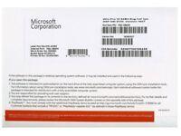 NEW Genuine Microsoft Windows 10 Pro 64 Bit DVD+Certificate Of Authenticity (COA)