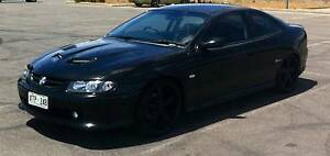 2002 Holden Monaro Coupe Salisbury South Salisbury Area Preview