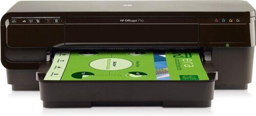 HP Officejet 7110 Large Format Inkjet Printer New (CR768A)