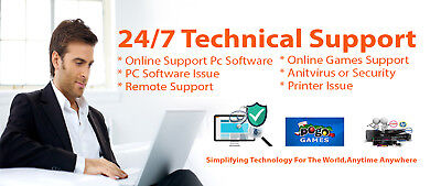 The Best Online Remote Computer Repair Service/Support/Clean Up - Virus