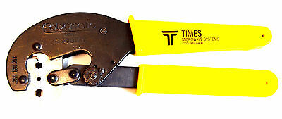Times Cablematic Ripley Ct 240200100 Crimping Cable Tool Optic Industrial