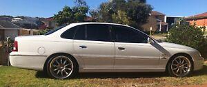 2005 Holden Statesman Sedan