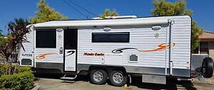 SUNRISE MONTE CARLO 2013 LUXURY VAN 24FT Burpengary Caboolture Area Preview