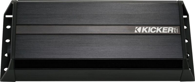 KICKER - PXA-Series 500W Class D Mono Amplifier with Selectable Low-Pass Cros...