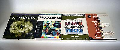 Руководство Photoshop Tutorial Book Guide Bundle