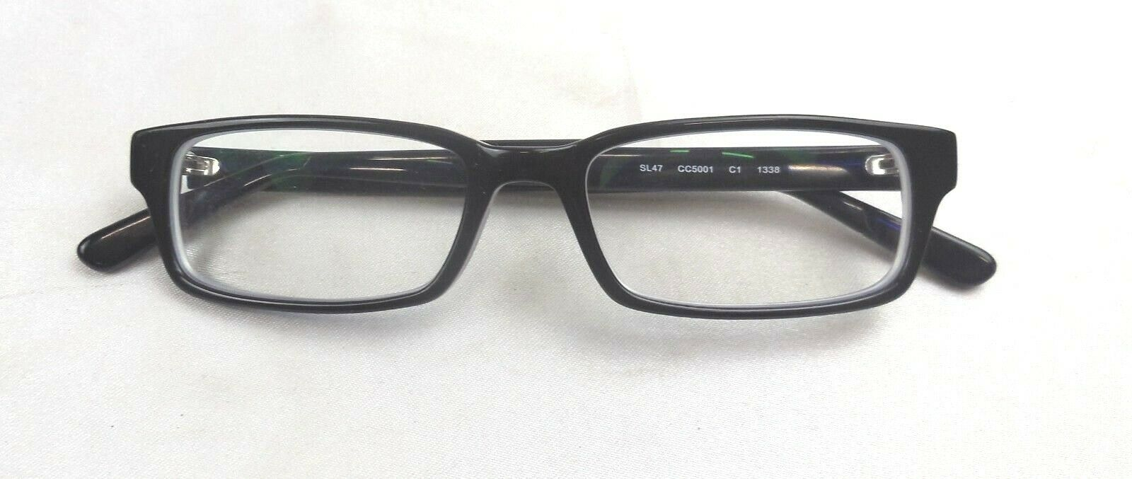 Modische Damen Brille, Brillenfassung Brillengestell, 51 [] 17