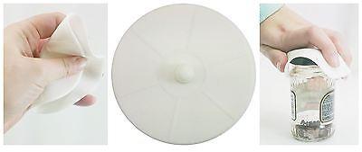 Bath Plug Sink Stopper Silicone Drain Kitchen Water Rubber Bathtub White Type
