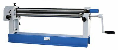 Erie Tools 24 Sheet Metal Slip Roll For Cylinders Reverse Curves Radius Bends