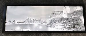 Large framed canvas picture Noosaville Noosa Area Preview