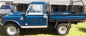 1981 Land Rover (4X4) Ute Toowoomba City Preview