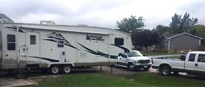 Camping trailer 2006 American-camp