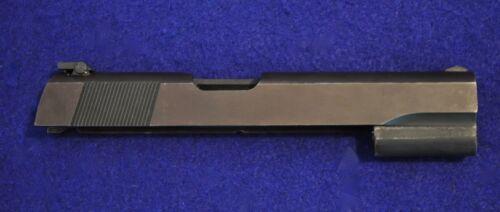 EXCELLENT USGI US COLT 1911A1 .45 AUTO MATCH PISTOL SLIDE w/MMC SIGHT