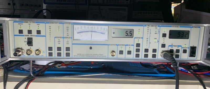 Stanford Research Systems SR510 Lock-In Amplifier NA67
