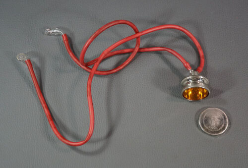 19c Antique Medical Doctors Binaural Stethoscope Drei-Pfeil Mark Glass Ear Piece