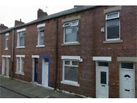 Fantastic 3 bedroom upper flat situated in the Russell Street, Jarrow. Low Upfronts. DSS WELCOME