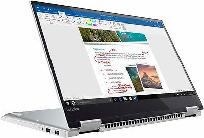 "New Lenovo Yoga 720 15.6""UHD 4K Touch i7-7700HQ 3.8GHz 16GBDR4 512GB SSD GTX1050"