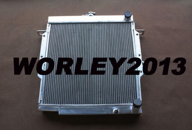 Aluminum radiator for  LandCruiser 75 Series 2H 4.0 Diesel HJ75 Manual