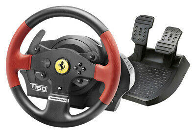 Thrustmaster T150 Carreras de Ferrari Rueda Gaming-Lenkrad PC, PS4