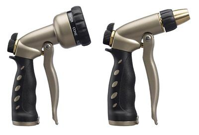 - Orbit Front Trigger Nozzle Dual Pack with Multi-Pattern and Adjustable Nozzles