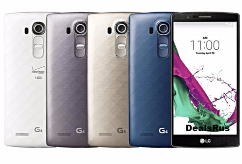 "Android Phone - LG G4 H810 GSM ""Factory Unlocked"" AT&T T-Mobile 32GB 4G LTE Android Smartphone"