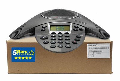 Polycom Soundstation Ip 6000 Poe 2200-15600-001 Certified Refurb 1 Yr Warranty