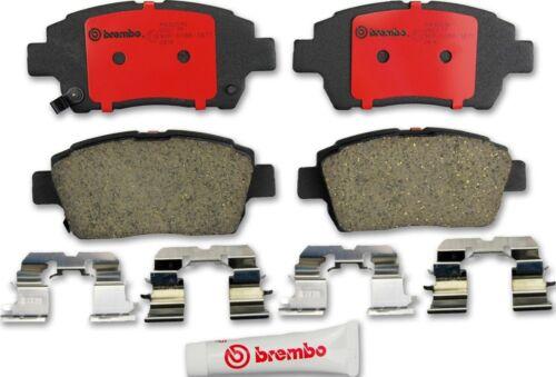 Disc Brake Pad Set-Premium NAO Ceramic OE Equivalent Pad Front Brembo P06088N