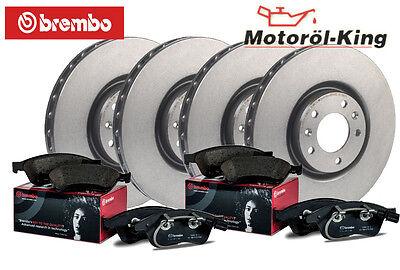 BREMBO Bremsenset für BMW X5 + X6 Vorne 332MM+ Hinten 320MM