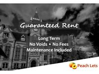 LANDLORDS! Long-Term Guaranteed Rent in Reading - enjoy complete peace of mind