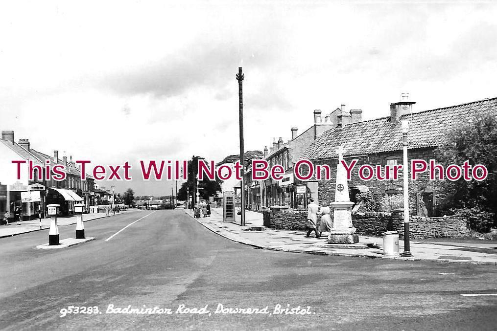 BR 180 - Badminton Road, Downend, Bristol