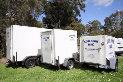 Mobile Cool Room Hire Business