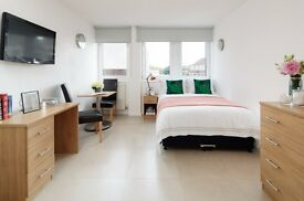 Fully Furnished and Stylish Studio Flat - Amazing Views (12th Floor) - Stockwell (SW8) - 1st Oct.