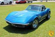 1970 Chevrolet Corvette Coupe Benarkin North Darling Downs Preview