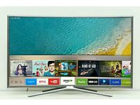 """Samsung 32"""" LED SMART WI-Fi TV BUILT IN HD FREEVIEW new k series FULL HD 1080P"""