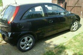 Vauxhall Corsa 1.2 energy 16v Black 2004