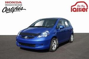 2008 Honda Fit DX 10 ANS/200 000 KM
